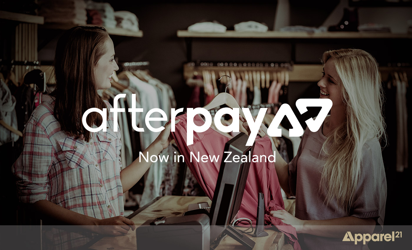 Afterpay New Zealand is now available