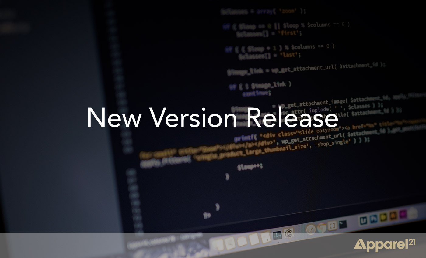 RELEASE ANNOUNCEMENT – VERSION 2020.2