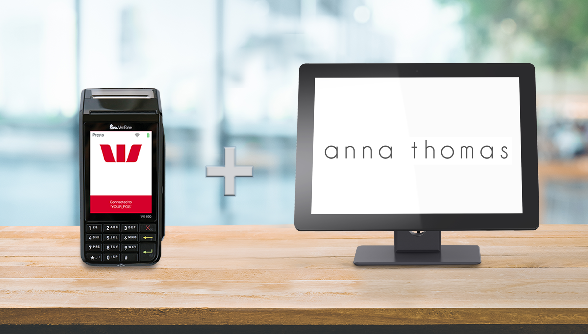 Anna Thomas switches in-store payments to Westpac's Presto Smart