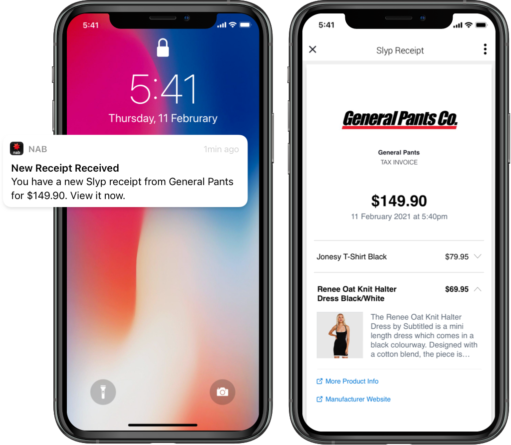 Smart Receipts – a smarter, greener way to create a connected experience for your customers